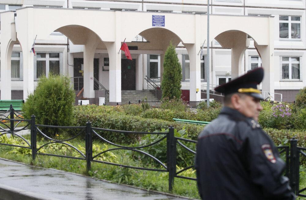 Стрельба в школе в Ивантеевке: что известно на данный момент