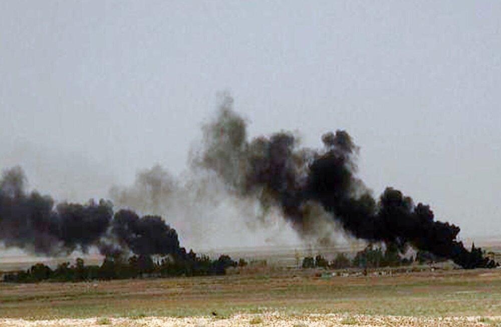 Islamiriik hõivas Süüria viimase piiripunkti Iraagiga
