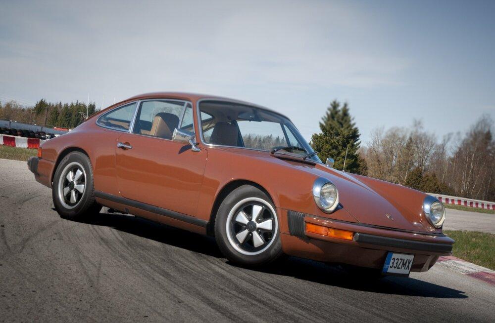 Porsche 911 — elus osa meie argipäeva elust