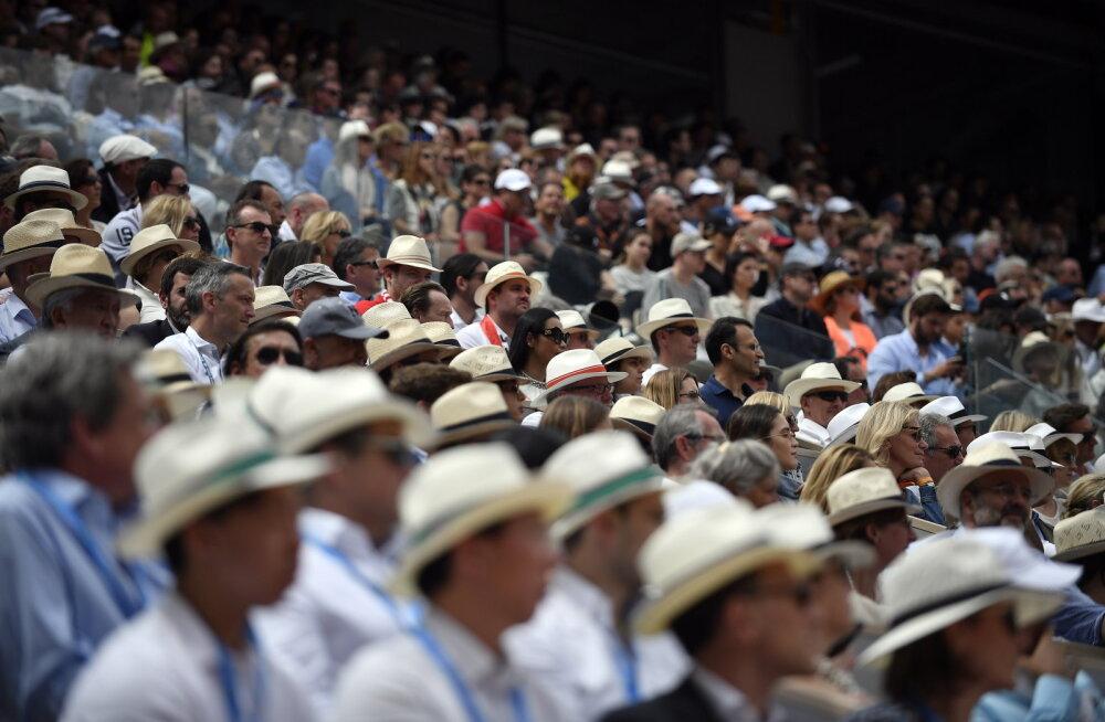 Prantsusmaa lahtiste korraldajad said turniiri eel valusa uudise