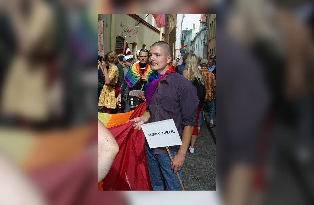 Homoparaad Tallinnas 2006