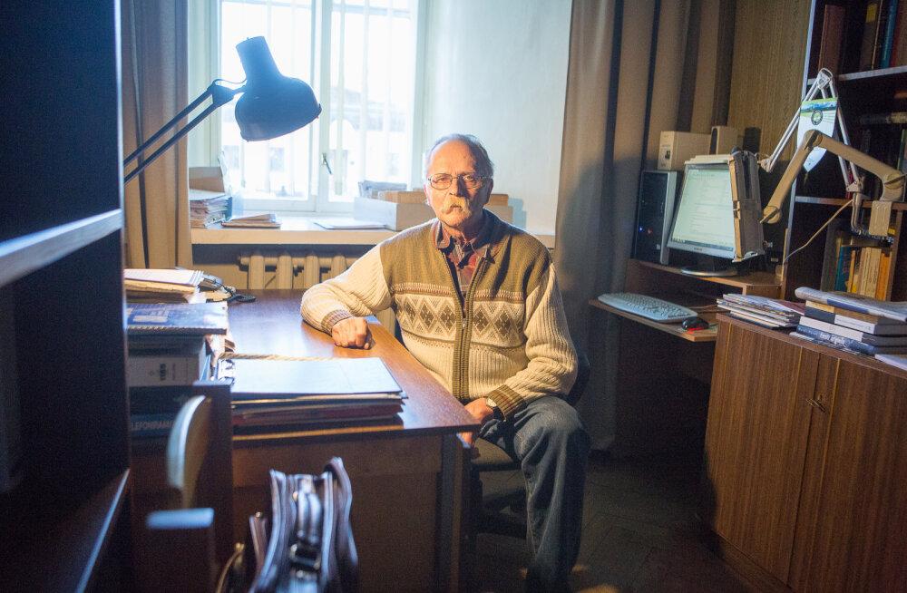 MEIE MAA | Linna teenetemärgi pälvib Olavi Pesti