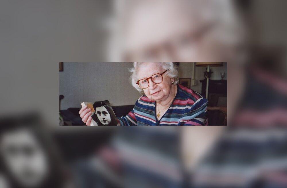 Miep Gies ja Anne Frank