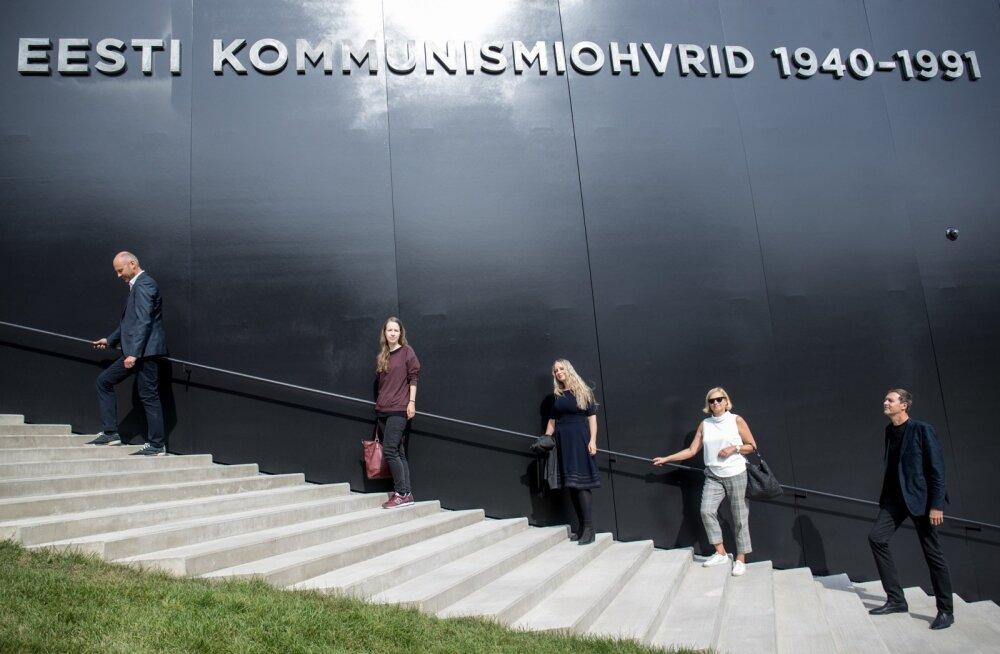 Maarjamäe kommunismiohvrite memoriaal