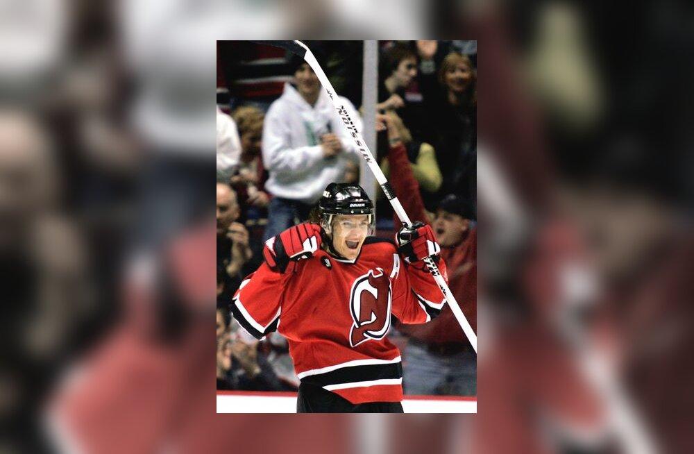 Patrik Elias, New Jersey Devils