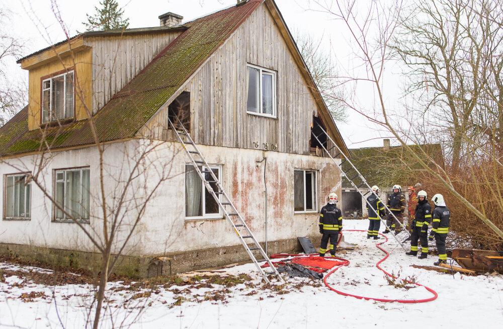 MEIE MAA | Üksi elanud naine hukkus tulekahjus