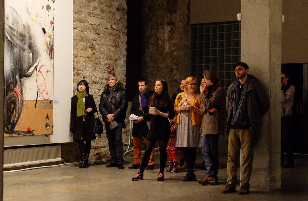 Galeriid tutvustavad Tallinna Teisipäeval spetsiaalse programmiga kunstnikke