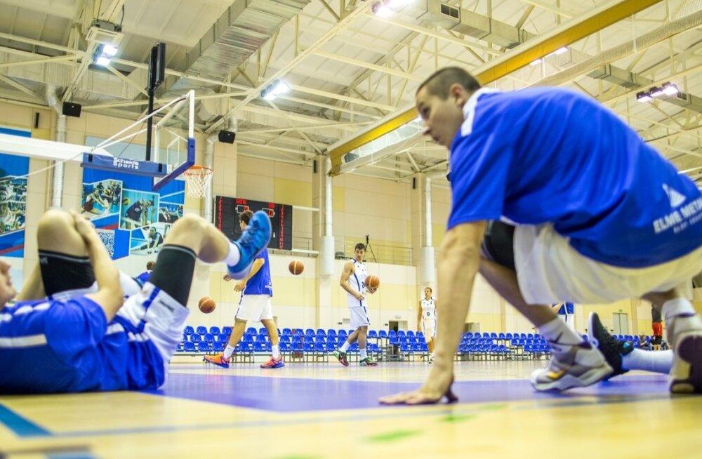 Korvpallikoondis Moskvas