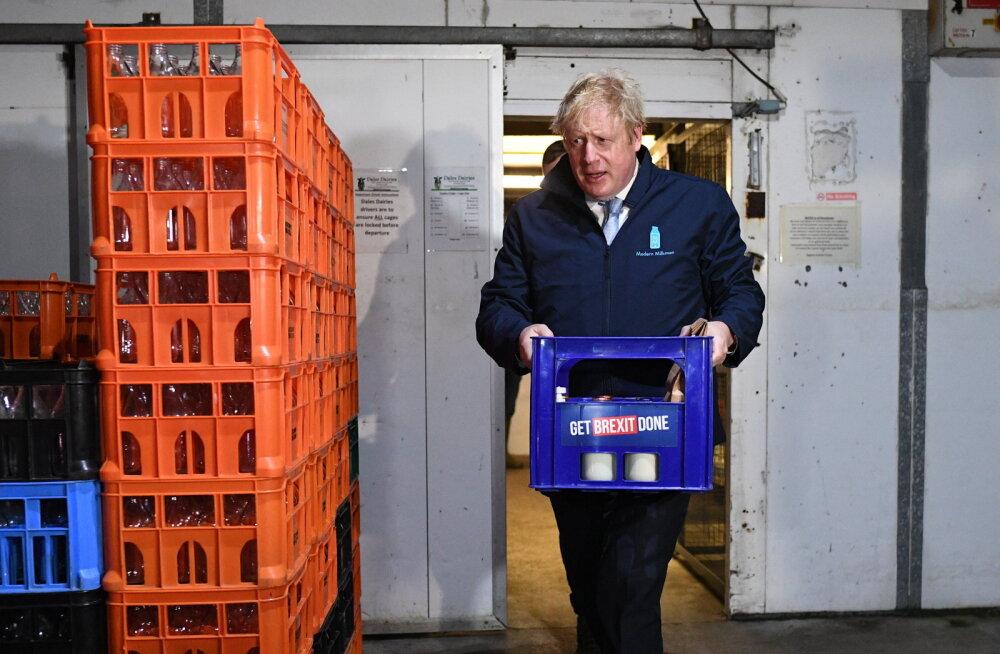 Briti erakondade juhid teevad tänasel viimasel valimiskampaania päeval veel meeleheitlikke pingutusi