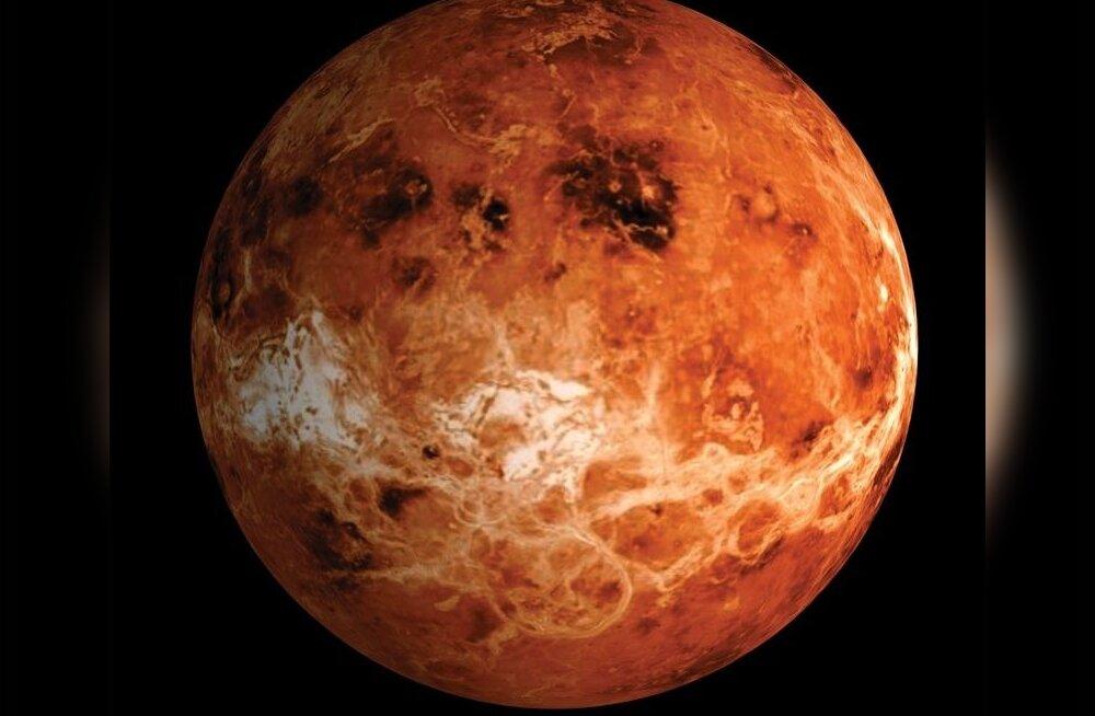 Astronoomid jahivad elu Veenusel