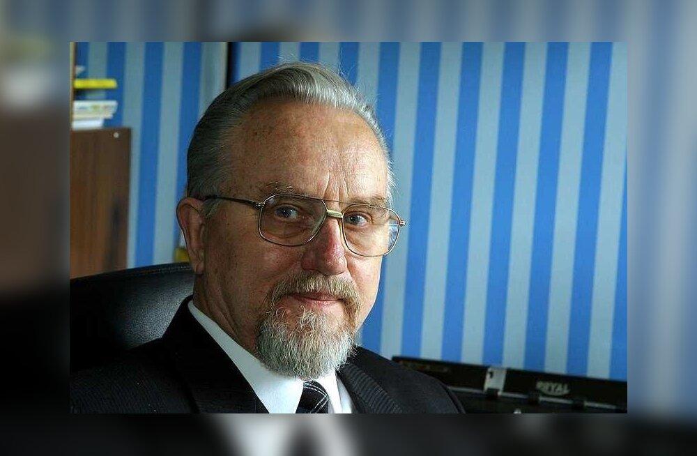 Suri Eesti Vabariigi Ülemnõukogu liige Jüri Rätsep