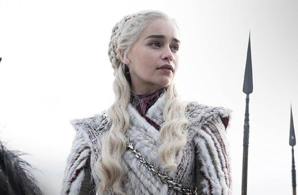 """HBO lasi """"Troonide mängu"""" episoodi jäänud kohvitopsi digitaalselt eemaldada"""