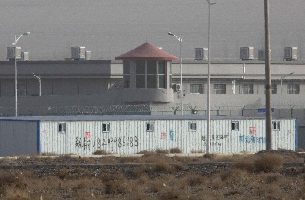 USA esindajatekoda kiitis heaks uiguuride kohtlemise Hiinas hukka mõistva eelnõu