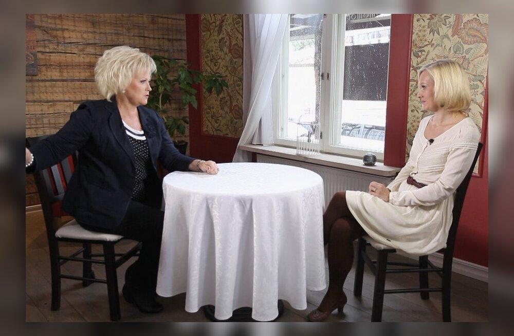 Anne Veski vanusevahest: ei kujuta ette, kui keegi tuttavatest tuleks külla, pikajalgne blond beib käevangus...