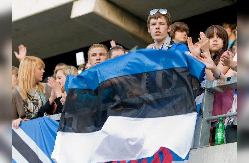 Eesti U-19 koondis viigistas Belgiaga