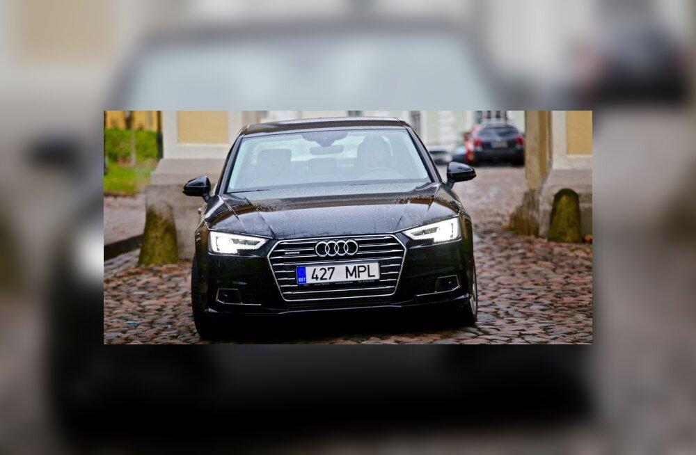 Proovisõit: Elitaarsusest millimeetritki kaotamata - uus Audi A4