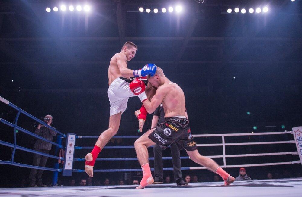 Nr 1 Fight Show MMA võitlusõhtu