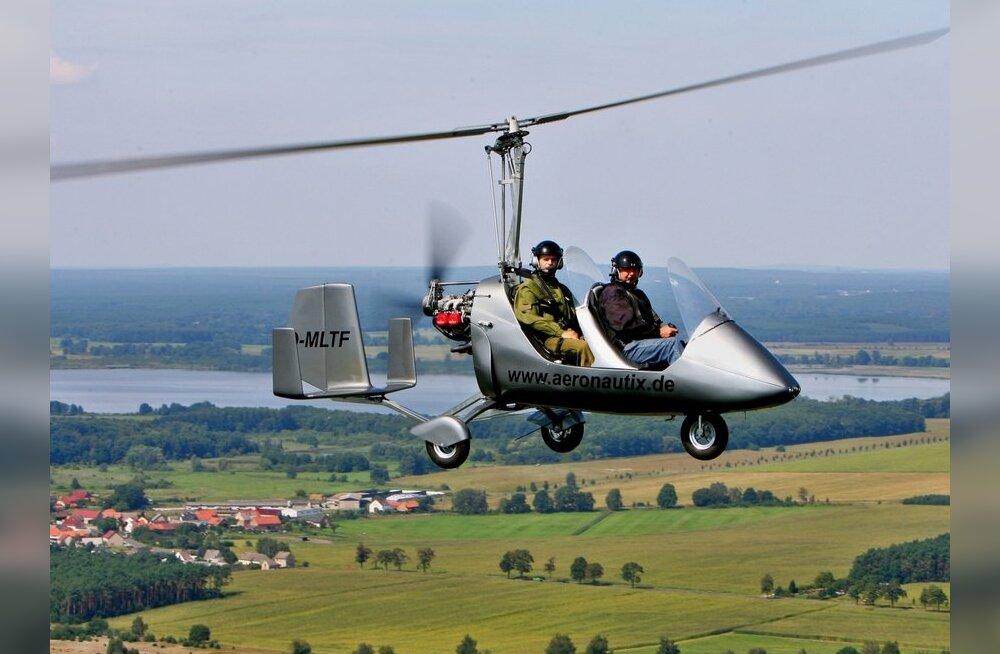 Putini nõbu hakkab Moskva lähedal gürokoptereid tootma