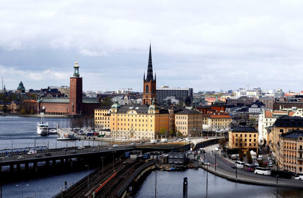 Fondijuht: Rootsi peab tegema kannapöörde. Vaja on võtta pööraselt laenu