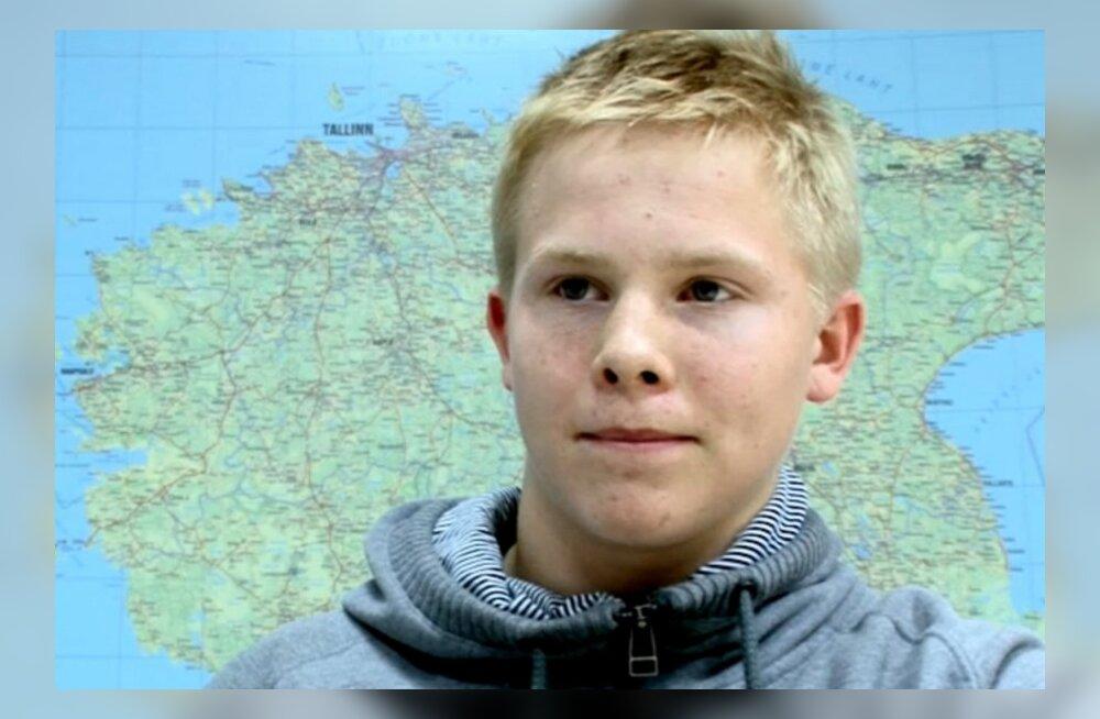 VIDEO: Noor kardiäss Fred Alliksaar sõidab Dubaisse MMile