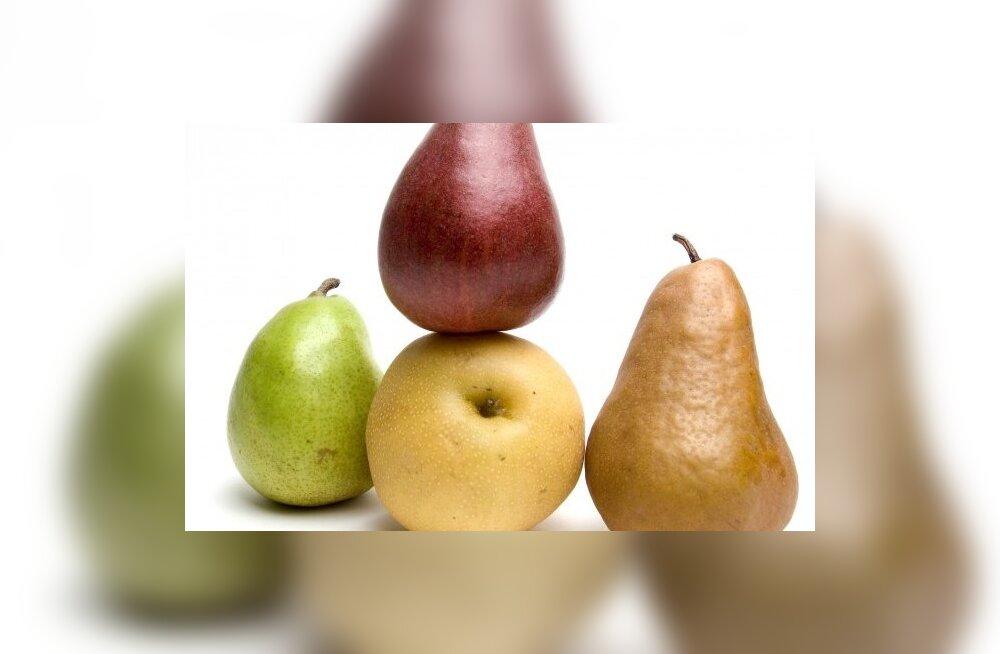 Köögi- ja puuviljad koolide toidukavas
