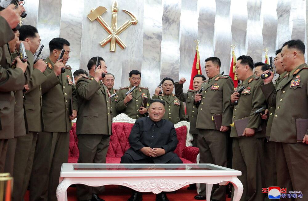 ANALÜÜS | Erki Loigom: viirus ja majanduskriis paneb Kim Jong-uni enneolematu probleemi ette