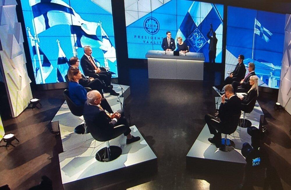 Как поступит Финляндия, если страны Балтии попросят помощи в случае военного конфликта с Россией?