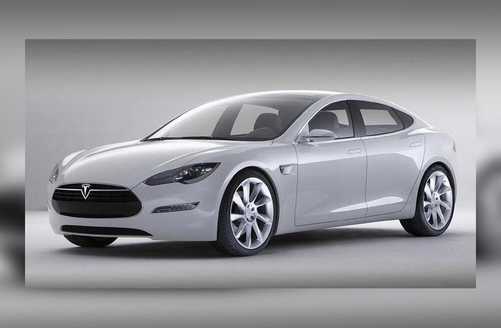 Tesla Model S-i tarkvarast leiti turvaaugud, kuid juba on väljas ka turvauuendus