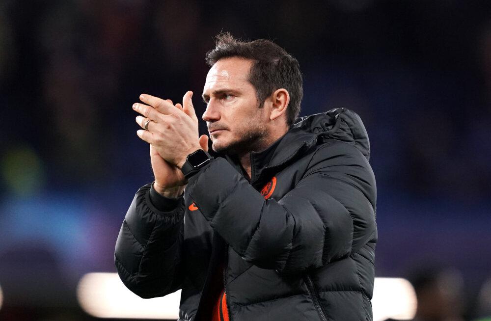 Lampard: ma ei usu, et ma varem sellisest mängust osa olen saanud