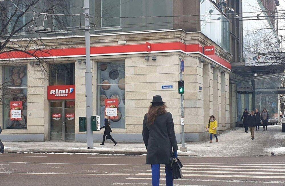 Rimi: otsime väikeste poodide asukohti ka mujal Eesti suuremates linnades