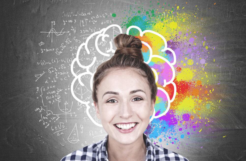 Mõtted ja sõnad mõjutavad meie ajukeemiat