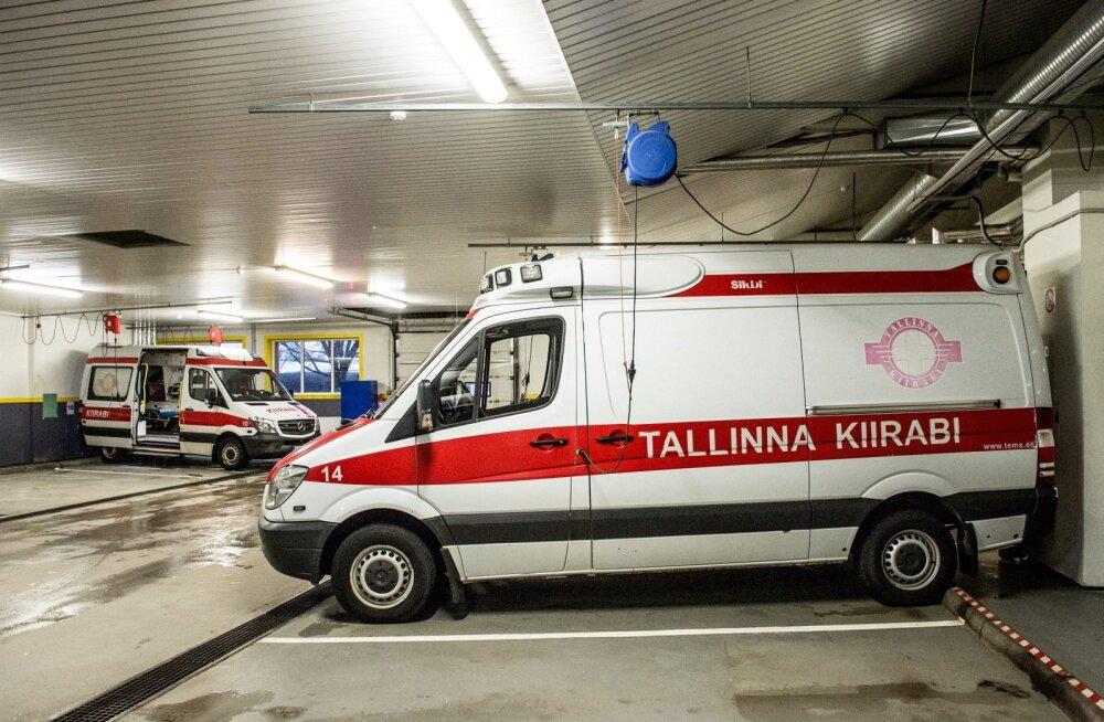 Tallinna Kiirabi peahoone avamine ja tutvustus