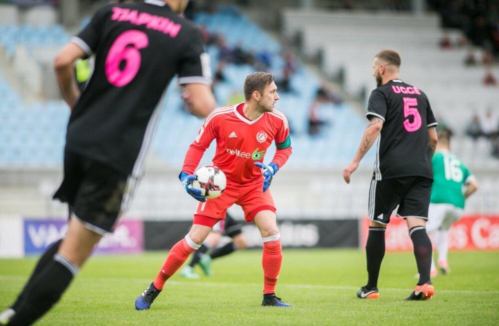 FC Levadia vs Nõmme Kalju FC