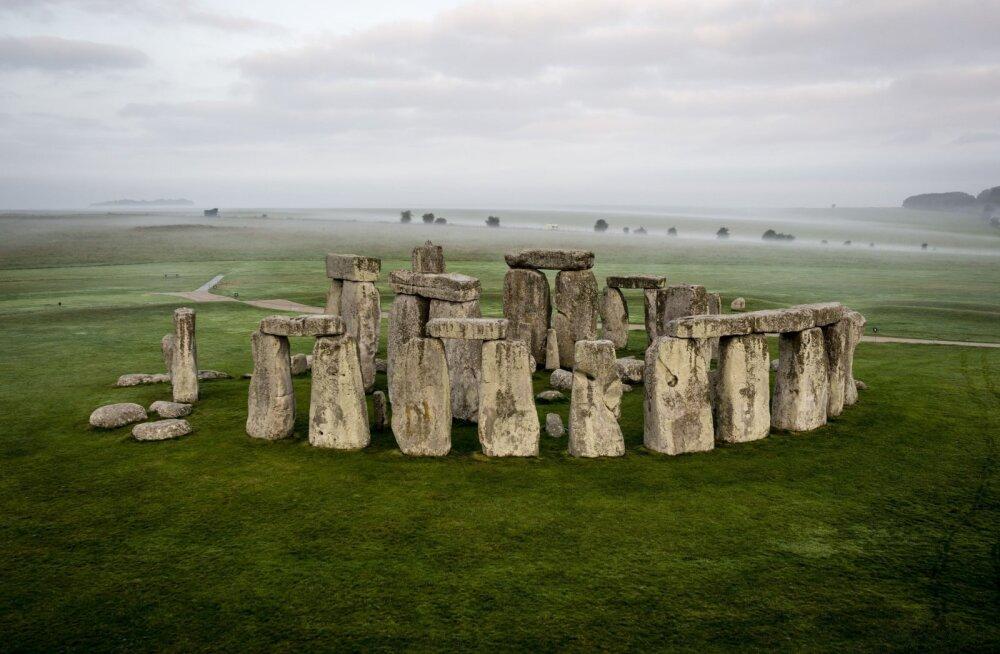 Lõpuks selgus, kust pärinevad Stonehenge'i moodustavad megaliidid