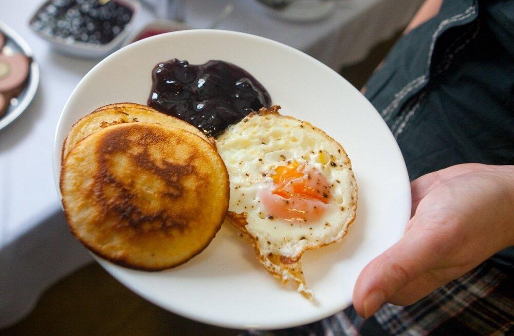 Teadlased: söö hommikusööki, siis on trenn efektiivsem