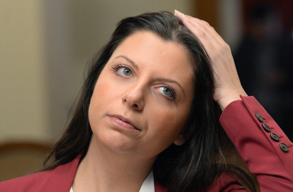 Vene esipropagandist Simonjan süüdistas Facebooki tsensuuris