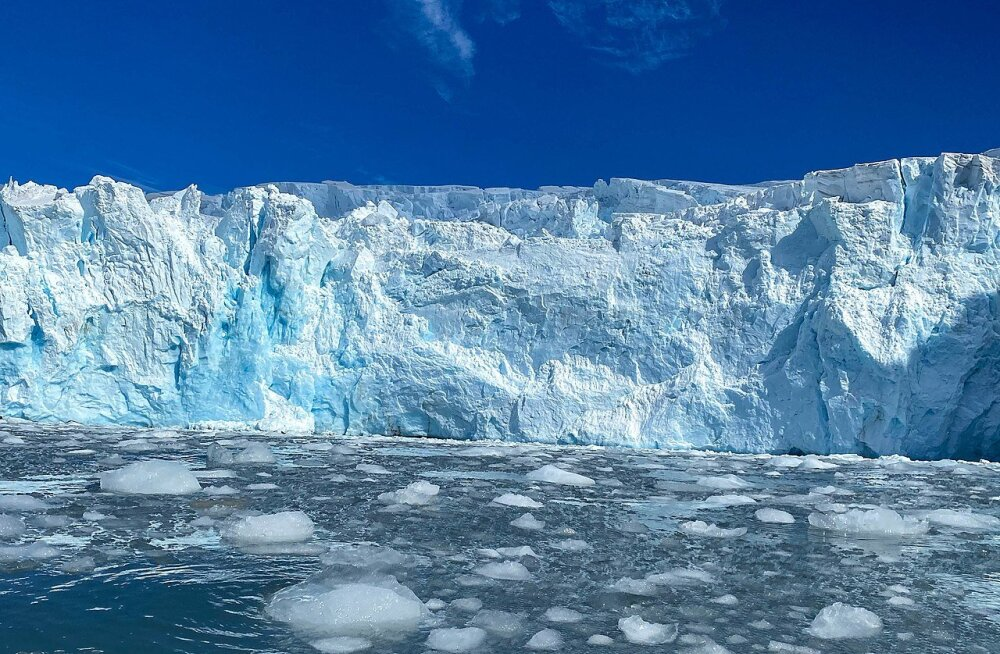 Antarktika jää all peituval ookeanil on mõndagi öelda meie planeedi kliima kohta tulevikus