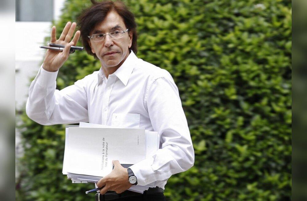 Belgia koalitsiooniläbirääkija teatas läbimurdest valitsuse moodustamisel