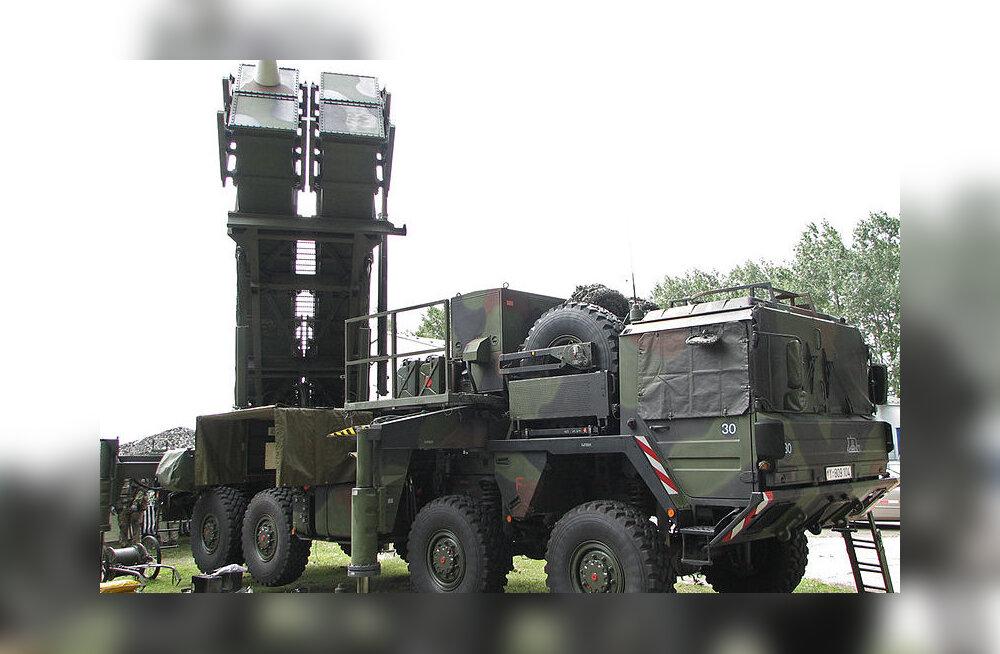 Patriot-rakett: iga patrioodi tõeline unistus oma õhuruumi kaitseks