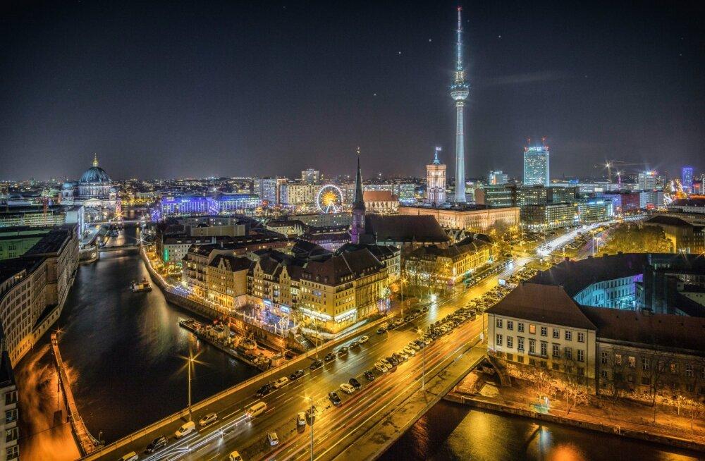 Suurepärane uudis: Ryanair avab aprillist otseliini Tallinna ja Berliini vahel