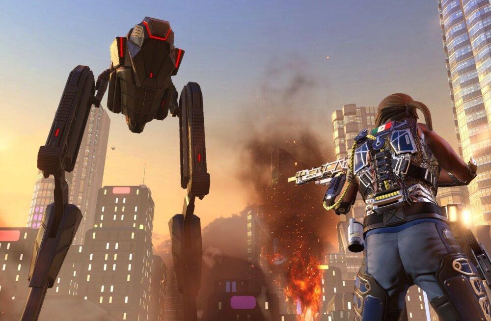 1-7. veebruar: uusi videomänge – Cobalt, Gravity Rush PS4, XCOM 2