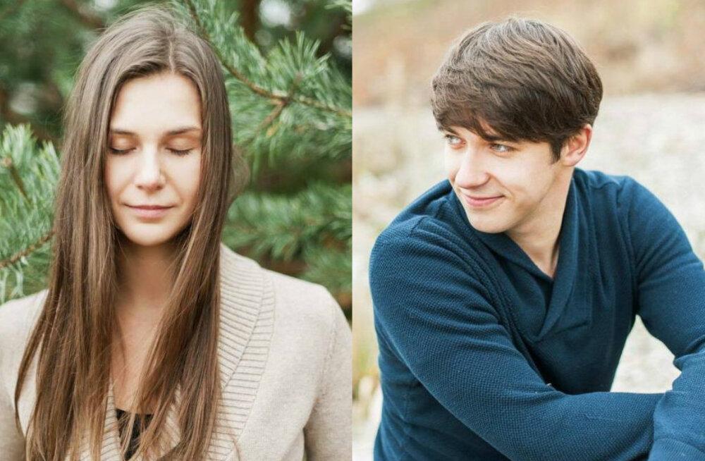 """Pulmad """"Õnne 13"""" peres: Mairi ja Mihkel abiellusid!"""