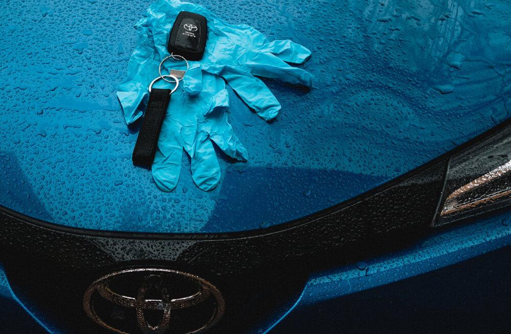 Toyota pakub eesliinitöötajatele tasuta maanteeabi