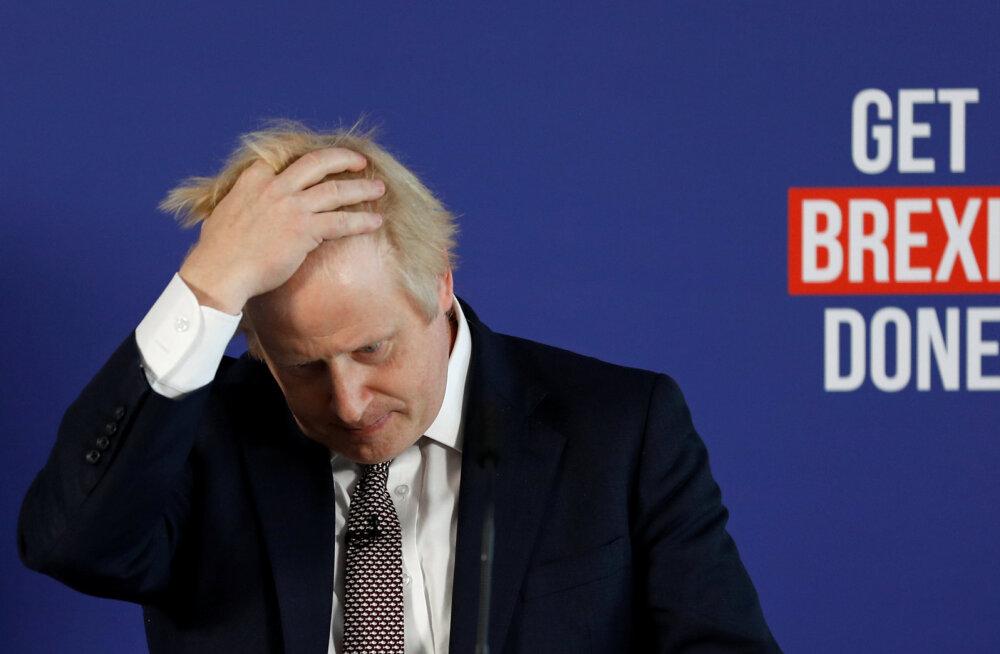 Briti peaminister Johnson: ma ei kavatse öelda, mitu last mul on