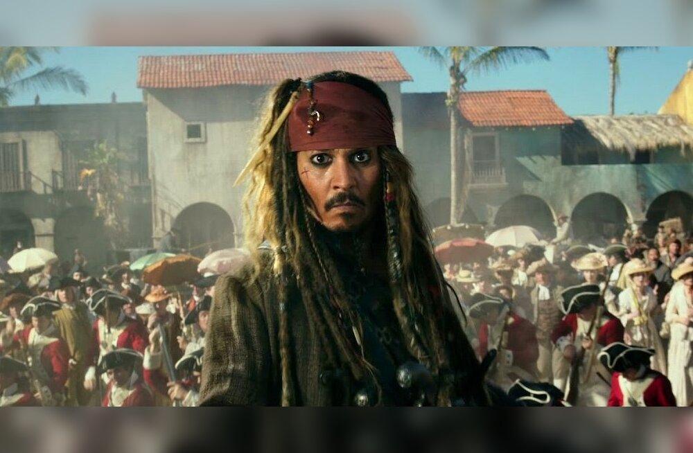 300 000 dollari eest veini kuus ehk LOE, kuidas kulutab Johnny Depp oma varandust