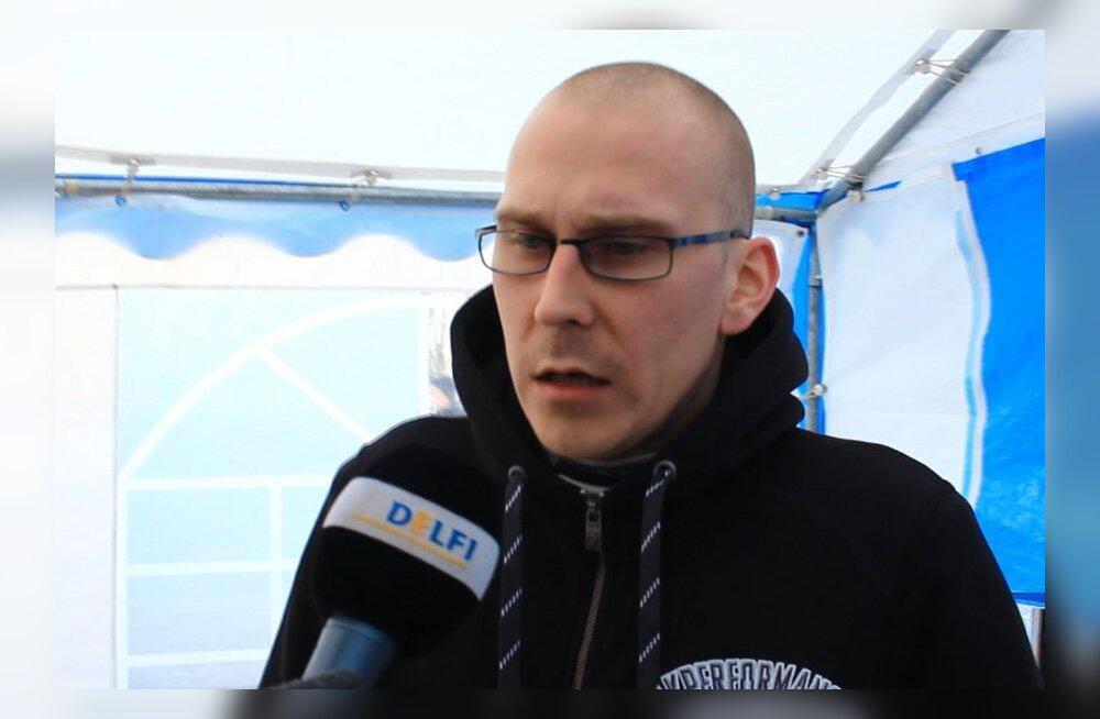 DELFI VIDEO: Georg Gross naudib suurt edumaad ning üritab väljasõitu vältida