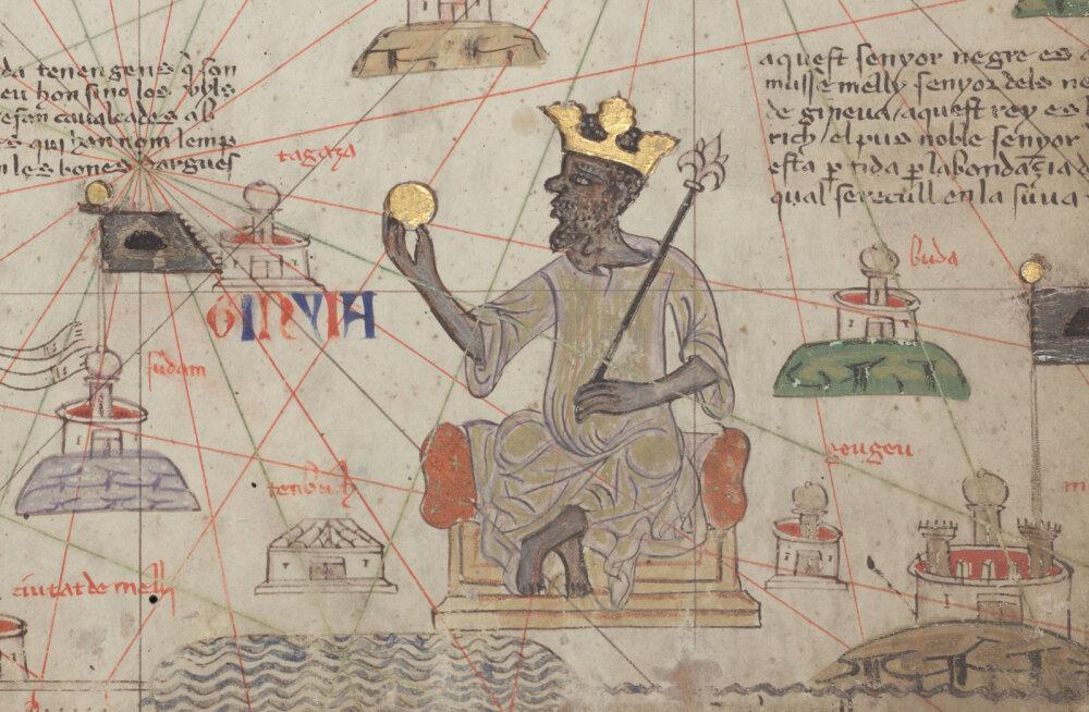 Mansa Musa - maailma rikkaim inimene, kellest sa tõenäoliselt kunagi kuulnud pole
