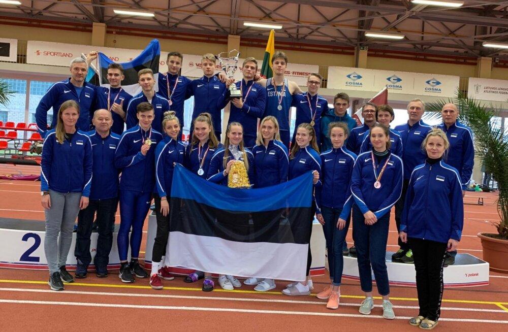 Eesti mitmevõistluse koondis