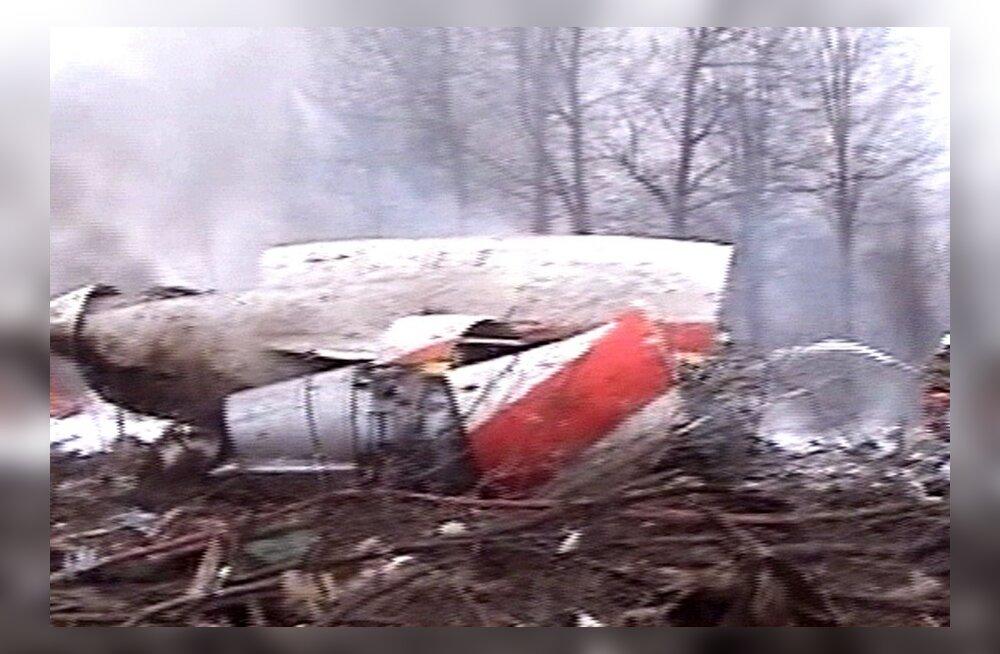 Vandenõuteooriad Smolenski lennukatastroofi ümber on visad kaduma