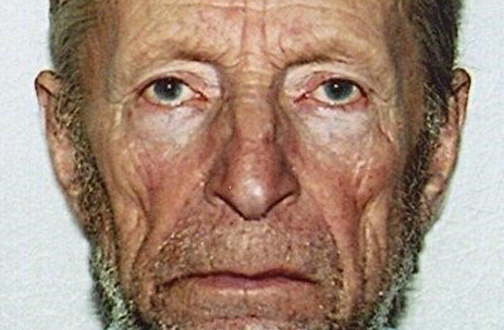 ФОТО: Полиция нашла разыскиваемого ранее 80-летнего Йое, с ним все в порядке